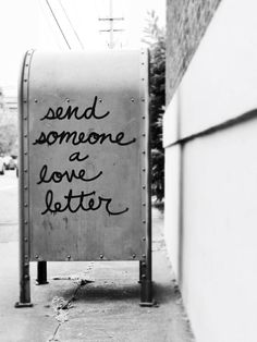 send someone a love letter