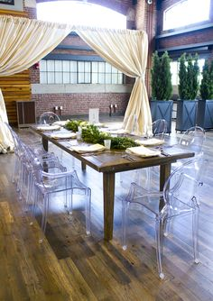 Event design by Holl