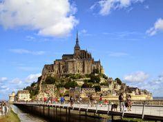 Capturing History: Mont Saint Michel August 2014