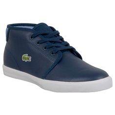 d0e6ea461 Lacoste Men s Ampthill 116 High-Top Sneaker