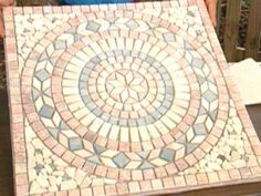Tiling a Foyer: Tips on Installing Medallions on Tile Flooring | DIY Masonry & Tiling - How to Tile Floors, Backsplashes, Bathrooms | DIY