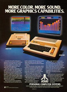 Commodore 128 Personal Computer Vintage Ad x Retro Look Metal Sign Alter Computer, Home Computer, Gaming Computer, Gaming Setup, Computer Science, Vintage Video Games, Retro Video Games, Retro Games, Vintage Advertisements