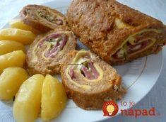 Svečani slani rolat ~ Recepti i Ideje Albanian Recipes, Bosnian Recipes, Albanian Food, Serbian Food, Other Recipes, Great Recipes, Amazing Food Decoration, Appetizer Recipes, Dessert Recipes