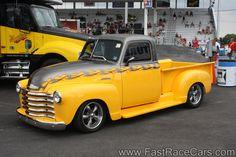 yellow pick up truck chevy pickups * yellow truck chevy pickups ` yellow pick up truck chevy pickups Custom Pickup Trucks, Chevy Pickup Trucks, Classic Chevy Trucks, Gm Trucks, Chevy Pickups, Chevrolet Trucks, Classic Cars, Chevy 3100, Dually Trucks