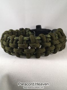 Wow! straight out of the production line check out this new product: Swamp Thing - The... Check it out right here! http://www.paracord-heaven.com/products/swamp-thing-the-hanging-bridge-paracord-survival-bracelet-with-emergency-whistle