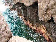 altantic ocean lava inlet
