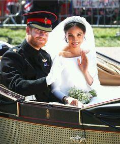 Royal Wedding of Prince Harry & Meghan Markle Royal Wedding Harry, Harry And Meghan Wedding, Royal Weddings, Lady Diana, Prinz Harry Meghan Markle, Meghan Markle Prince Harry, Harry Et Meghan, Prince Harry And Megan, Princess Meghan