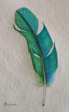 What You Know About Color Pencil Drawing For Beginners And What You Dont Know About Color Pencil Drawing For Beginners Color Pencil Drawing For Begi about begi beginners color dont drawing pencil # Watercolor Feather, Feather Art, Watercolor Paintings, Feather Sketch, Tattoo Feather, Watercolor Pencil Art, Tattoo Watercolor, Watercolors, Feather Drawing