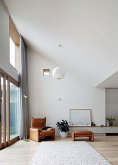 Hoddle House - Picture gallery #architecture #interiordesign #livingroom