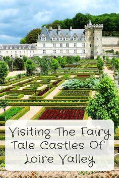Château de Villandry | Visiting The Fairy Tale Castles Of Loire Valley, France