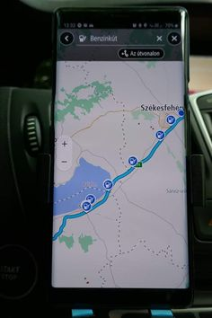 TomTom GO Navigation for Android (fotó by Zsolto)