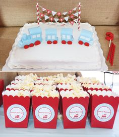 Choo Choo Train Party // Hostess with the Mostess®