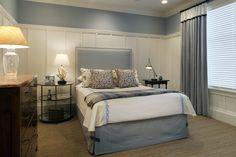 Coastal Cottage Guest Bedroom