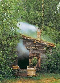 Finland: care for sauna anyone?