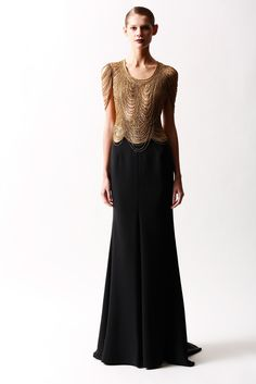 Naeem Khan | Pre-Fall 2014 Collection | Style.com