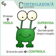 ROL APRENDIZAJE COOPERATIVO: Controlador/a. Teaching Methodology, Class Dojo, Cooperative Learning, Spanish, Classroom, Teaching Strategies, Teacher Notebook, Cooperative Games, Classroom Management