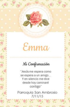 Recuerdos Primera Comunion Ideas, Toddler Rooms, Niece And Nephew, Holidays And Events, Pastel, Clip Art, Baby Shower, Invitations, Cards