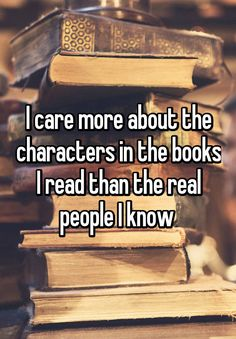 """""""I just hate having so many books to read and yet never having enough time to read them."""" All confessions courtesy of Whisper."""