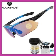 b2da1b38531 RockBros Polarized Cycling Sun Glasses Outdoor Sports Bicycle Glasses Bike  Sunglasses 29g Goggles Eyewear