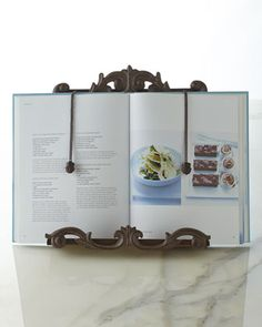 Cookbook+Holder+by+GG+Collection+at+Neiman+Marcus.