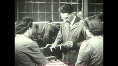 1940's Guide to hiring Women - sexist film
