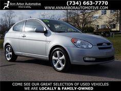 2010 Hyundai Accent, 71,493 miles, $8,223.