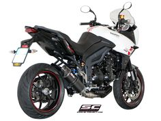SC Project is a factory specialized in the production and design of high quality and performance exhaust system for motorcycles, both street and racing. muffler for aprilia bmw honda kawasaki ktm suzuki mv agusta triumph yamaha Tiger 1050, Triumph Tiger, Performance Exhaust, Old Bikes, Motogp, Exhausted, Motorbikes, Sports, Projects