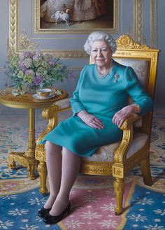 Queen Elizabeth Attends Virtual Portrait Unveiling: 'I'm Glad I've Had the Chance to See It'