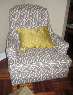Slipcover Instructions!                                                                                                                                                                                 More