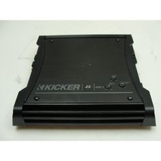 kicker zx mono block amplifier car stereos for kicker zx 400 1 mono 200w rms class d amplifier