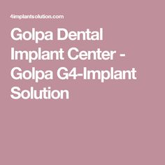 The Golpa Solution provides a permanent, titanium re-enforced Bridge for the entire upper and/or lower set of teeth (arch), in just 24 hours. Teeth Health, Oral Health, Health Tips, Teeth Implants, Dental Implants, Mouthwash, Oral Hygiene, Dentistry, Healthy Habits