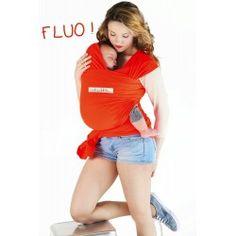 Echarpe BASIC FLUO JPMBB Orange 31ae90eccee