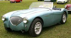 Austin Healey 100-4 - 1953