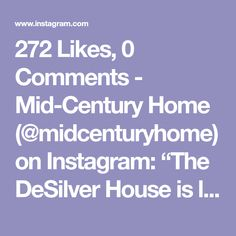 New Canaan, Mid Century House, Check It Out, The Best, The Neighbourhood, This Is Us, Connecticut, Architects, Instagram
