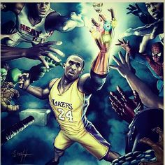 Kobe - Lord of the Rings!!!! ( you be jealous)