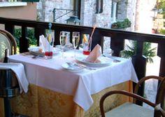 Restaurants aan het Gardameer