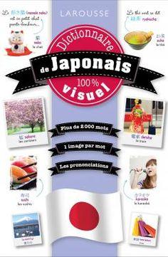 Dictionnaire visuel français japonais