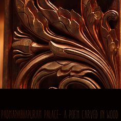 artnlight: Padmanabhapuram Palace - Part 1