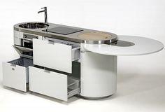 Mónica Diseños: Cocinas del futuro II