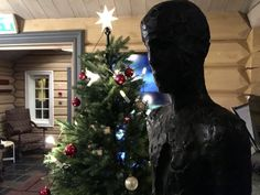 Ilsetra hotel, Hafjell, Lillehammer, Norway Lillehammer, Norway, Christmas Tree, Holiday Decor, Home Decor, Teal Christmas Tree, Holiday Tree, Xmas Tree, Interior Design