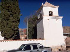 Jujuy, Uquía, Iglesia de la Santa Cruz