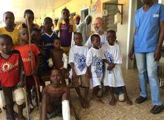 Back2Africa devolve da 10 anni l'intero ricavato al reparto pediatria degli ospedali Fatebenefratelli di Togo & Benin, sostenendo al 100% le attivita' di UTA Onlus! #Back2…