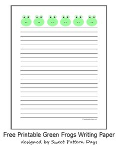 Lined Writing Paper Printable Blank Lined Paper Handwriting Practice  Worksheet Student Handouts, Printable Lined Paper, Printable Lined Paper,
