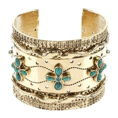 AURÉLIE BIDERMANN Cuff ($695) ❤ liked on Polyvore featuring jewelry, bracelets, accessories, pulseiras, jewels, snake pendant, snake charm, navajo jewelry, charm pendant and carved pendant