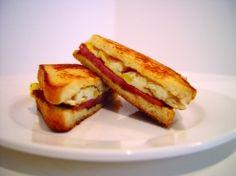 Favorite Fried Egg Sandwich