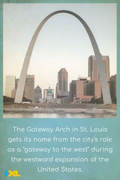 The Gateway Arch in St. Louis, MO was completed #OnThisDay in 1965. It stands 630 feet tall, making it the world's tallest arch!