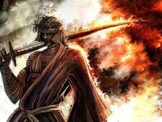 rurouni kenshin fan art - Buscar con Google