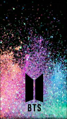 Check out this awesome collection of New BTS Logo wallpapers, with 34 New BTS Logo wallpaper pictures for your desktop, phone or tablet. Army Wallpaper, Bts Wallpaper, Iphone Wallpaper, Bts Jimin, Bts Taehyung, Bts Army Logo, Es Der Clown, Bts Qoutes, Bts Lyric
