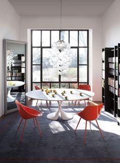 Elegant Modern Dining Room Display Cabinets