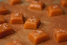 Pink Salted Chewy Caramel Candy Recipe